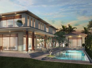 Sắp mở bán biệt thự, căn hộ trong khu phức hợp The Ocean Resort
