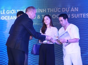 Project Introduction Ceremony – The Ocean Estates & The Ocean Suites
