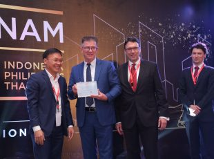 VINACAPITAL NAMED AS ONE OF THE TOP TEN PROPERTY DEVELOPERS IN VIETNAM AT THE 2018 BCI ASIA AWARDS